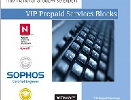 Introducing the VIP Prepaid Services Block Packages